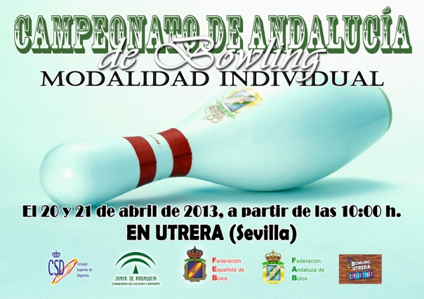 cartel bowling andalucia peq