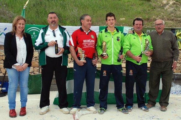 Podium-1ª-Masculina-V-Trofeo-Parque-Natural-Cazorla