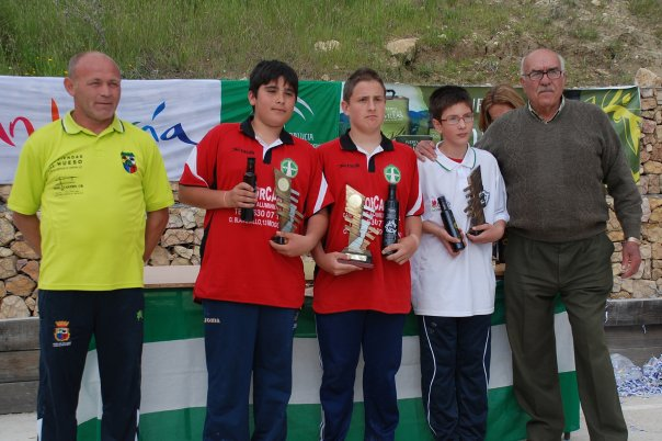 Podium-infantiles-V-Trofeo-Parque-Natural-Cazorla