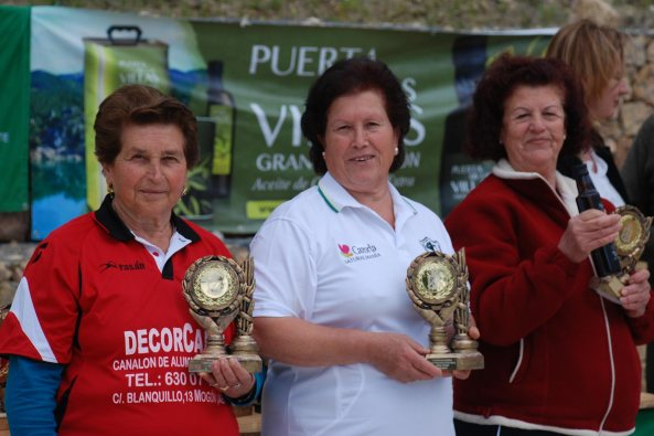 Podium-veteranas-V-Trofeo-Parque-Natural-Cazorla