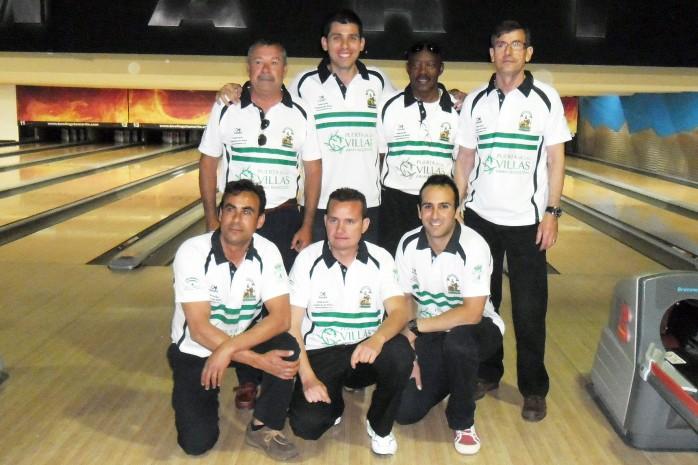 Seleccion andaluza de Bowling 2013