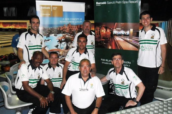 Seleccion autonómica de Andalucía de Bowling