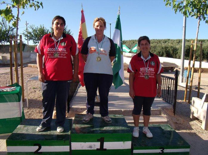 podium-femenino-Campeonatos-Andalucía-Valle