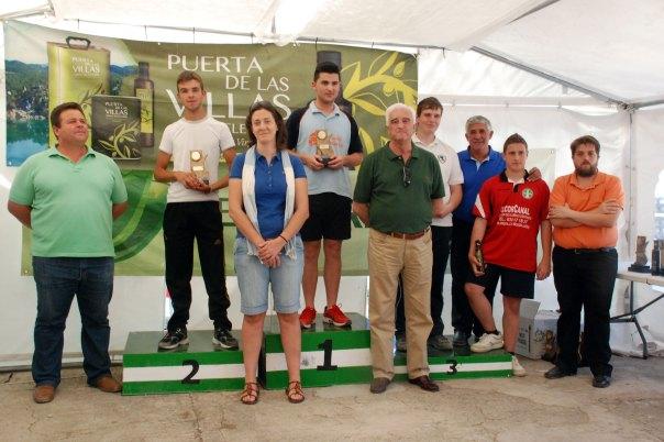Podium-juveniles-trofeo-parque-natural-bolo-andaluz-2014