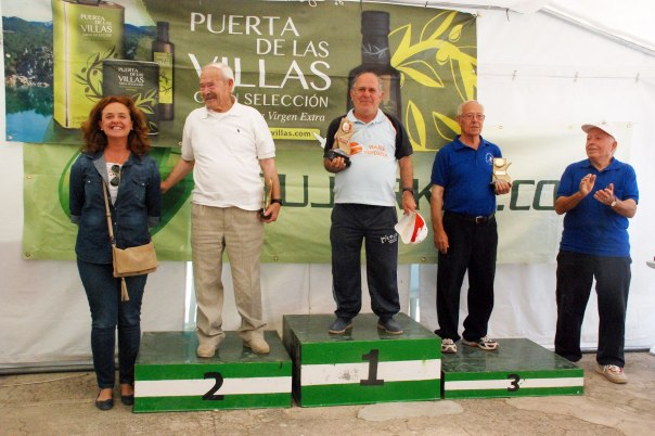 Podium-veteranos-B-trofeo-parque-natural-bolo-andaluz-2014