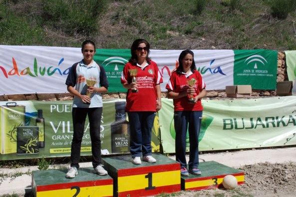Poidium-femenino-V-Copa-FEB-Bolo-Andaluz-Individual-Valle-Cazorla-2014