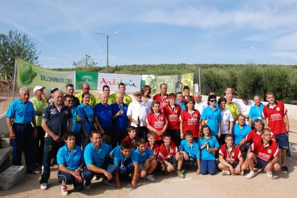 medallistas-Campeonato-de-Andalucia-Bolo-Andaluz-Montaña-2014