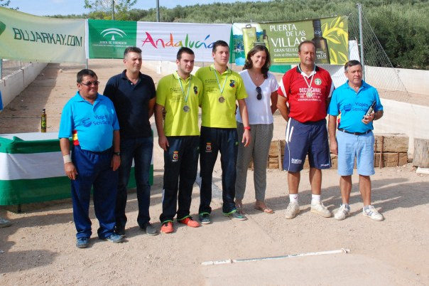 Podium-1ª-categoria-masculina-Campeonato-de-Andalucia-Bolo-Andaluz-Montaña-2014