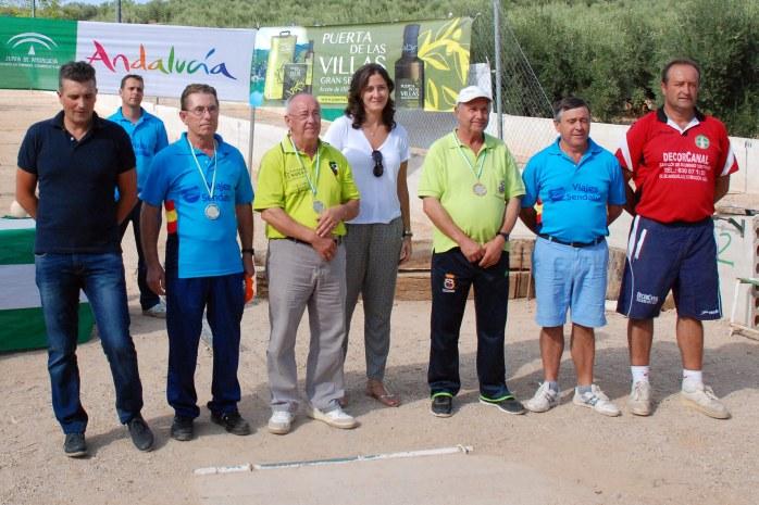 Podium-Veteranos-A-Campeonato-de-Andalucia-Bolo-Andaluz-Montaña-2014