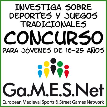 Logo Concurso Gamesnet