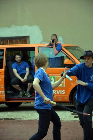 Artes marciales europeas Festival European Games Days 01