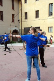 Artes marciales europeas Festival European Games Days 13