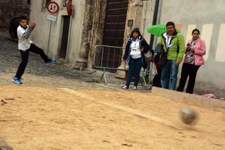 Bolo andaluz serranos Festival European Games Days 01