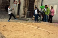 Bolo andaluz serranos Festival European Games Days 09