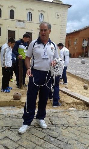 Bolo andaluz serranos Festival European Games Days 14