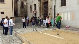 Bolo andaluz serranos Festival European Games Days 22