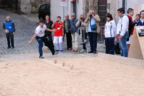 Bolo andaluz serranos Festival European Games Days 32
