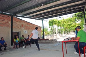 Campeonato Andalucia Bolo Andaluz Chilluevar 10