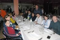 Cena social Festival European Games Days 19