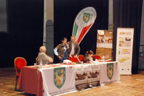 Conferencia Festival European Games Days 11