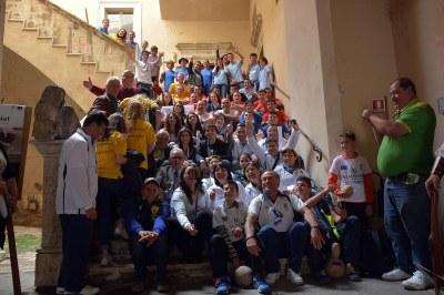 Delegaciones Festival European Games Days 02