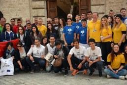 Delegaciones Festival European Games Days 08