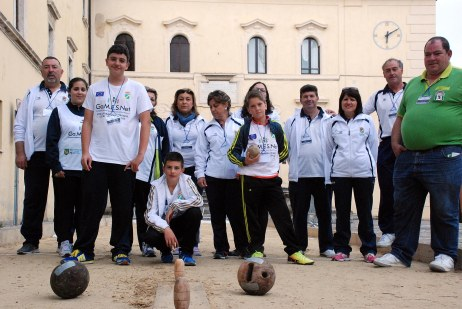 Delegaciones Festival European Games Days 22