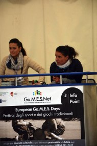 Delegaciones Festival European Games Days 28