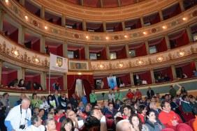 Inauguración Festival European Games Days 01