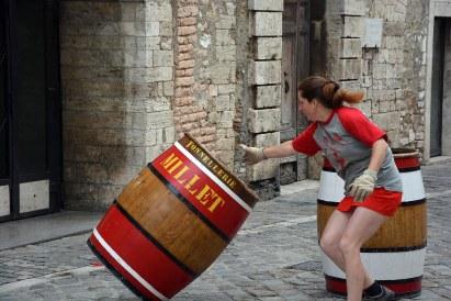 Rodalores barriles Festival European Games Days 04