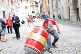 Rodalores barriles Festival European Games Days 06