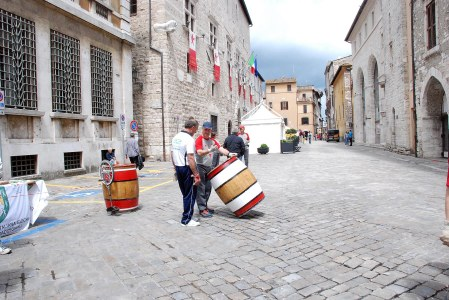Rodalores barriles Festival European Games Days 07