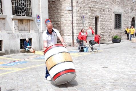 Rodalores barriles Festival European Games Days 09
