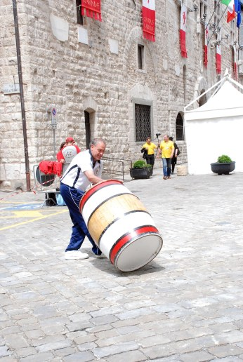 Rodalores barriles Festival European Games Days 10
