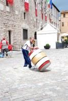 Rodalores barriles Festival European Games Days 11