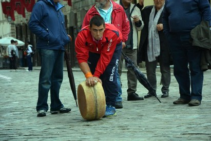 Ruzzola Festival European Games Days 12