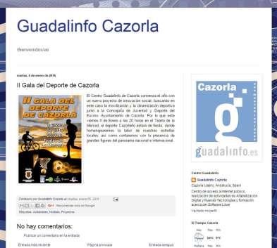 160105 GUADALINFO CAZORLA