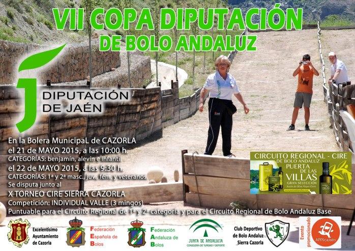 Copa Diputación Individual red