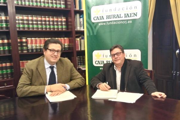 firma-convenio-fundacion-caja-rural-de-jaen