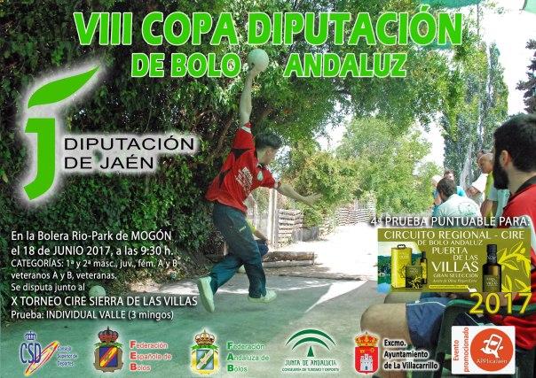 Copa Diputación IndividualValle RED