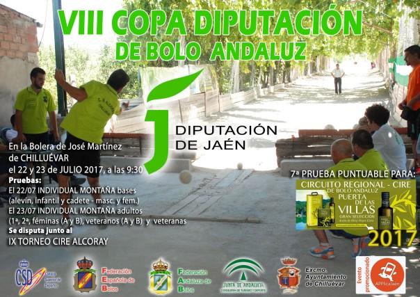Copa Diputación IndividualMontaña RED